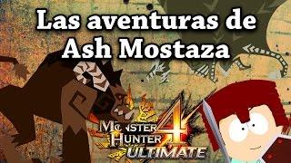 Las aventuras de Ash Mostaza