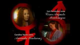 Amanda,Hay Amores Que Matan-Entrada (RCTV/2000)