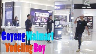 HITS WALMART YODELING BOY DANCE IN PUBLIC