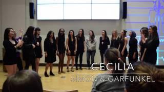 Cecilia (Simon & Garfunkel) - Lehigh Echoes Fall Concert 2016