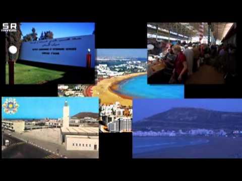Agadir City – La Belle Ville – Diaporama By Sr VaNaGaS