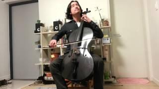 Bach - 4th Cello Suite - Gigue