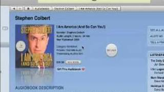How to Use iTunes : How to Download Audio Books With iTunes