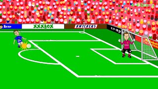 PHIL JAGIELKA GOAL! ⚽️Liverpool vs Everton 1-1⚽️ Highlights 2014 funny cartoon