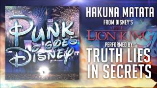 Punk Goes Disney- Hakuna Matata (OFFICIAL)