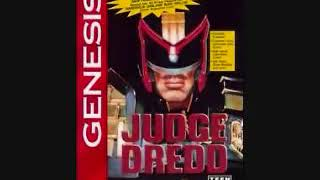 Judge Dredd (Genesis) - City Music