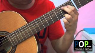 Cry Me A River - Julie London (solo guitar cover)