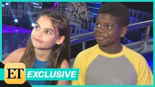 DWTS: Juniors Dancers on How They Plan to Make It to the Finals! (Exclusive)