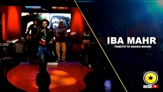 Iba Mahr in Tribute to Dennis Brown