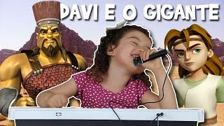 Música Davi e o Gigante | Cover Turminha do Rei - Music David and Goliath
