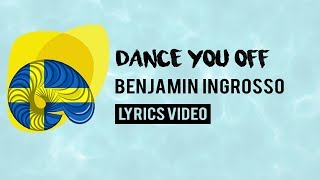 Sweden Eurovision 2018: Dance you off - Benjamin Ingrosso [Lyrics]