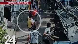 24 Oras: Exclusive: Siga, sugatan matapos kuyugin ng kanyang biktima at ng taumbayan