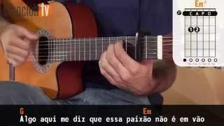 Videoaula Fada (aula de violão completo)