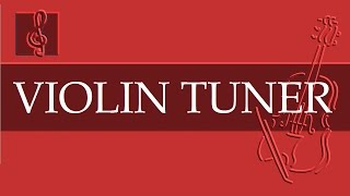 Violin Tuner (Sheet music)