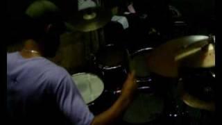 VINICIUS FIGUEIREDO DRUM SOLO - MUSICA ADORMECIDO / BANDA SOTER