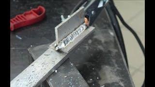 #4 Saldatura Alluminio con filo Come impostare la saldatrice Fox 185 Flex-Line Weld