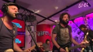 BöKKERS - Catch & Release (Iederene hef een reden) Live bij Giel op 3FM