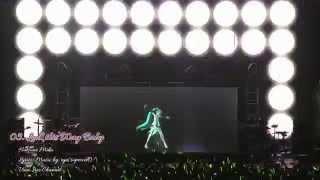 03. Kocchi Muite Baby - Hatsune Miku Expo in New York 2014 (Eng Sub + Kara)