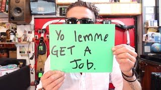 Casey Neistat advice on how to get a job, write a resume