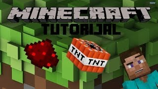 Minecraft Tutorijal - Kako napraviti trampolinu? - 1080p