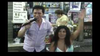 Ciganinha com Elvis Antônio na Barraca do Januário - Homenagem a Carlos Alexandre
