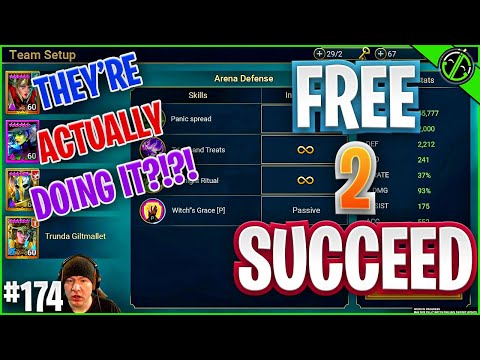 There Are Some INSANE New Things Coming To Raid!! | Free 2 Succeed - EPISODE 174