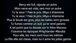 Maître Gims - 150 ( Paroles )