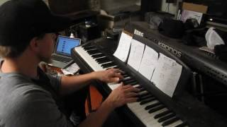 FKA Twigs Water Me Piano Cover