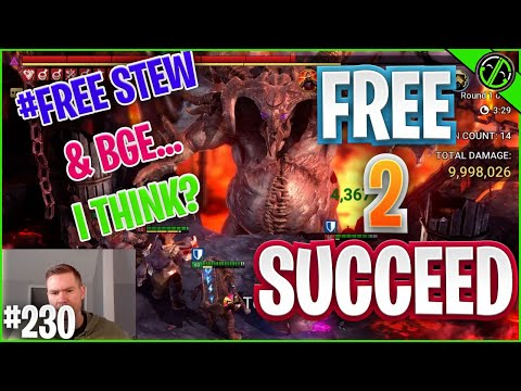Stew & BGE Got BANNED??? WHAT IS HAPPENING? | Free 2 Succeed - EPISODE 230