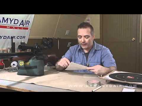 Video: Air Arms S510 PCP air rifle review - AGR Episode #53    Pyramyd Air