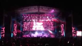Live Mixing con Kenny y los Electricos en el Biker Fest en Leòn Gto.