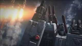 Transformers: Appearance and Death of Metroplex
