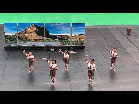 全國學生舞蹈比賽 - 109