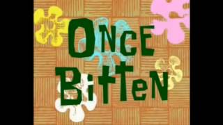 SpongeBob Season 4 Episode Title Cards