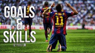 Neymar Jr ● Paranoid | Goals & Skills | 2015 | HD