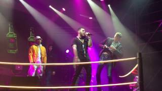 Emis Killa, Dark Polo Gang, Sick Luke - Jack @ Atlantico Roma HD