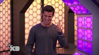 Lab Rats - Brother Battle - Chase vs. Adam - Official Disney XD UK HD