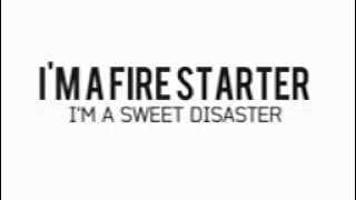 Demi Lovato - Fire Starter (Lyric Video)