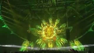 Qlimax 2016 - B-Front opening