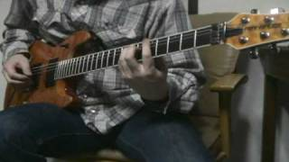 The Offspring  -  Want You Bad (Guitar Cover)