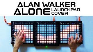 Alan Walker - Alone (Triple Launchpad Cover)