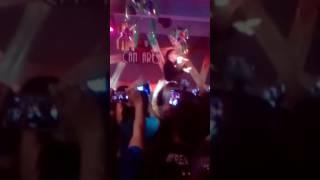 Pablo Ruiz en show 3 de diciembre 2016 fue muy divertido!!!!