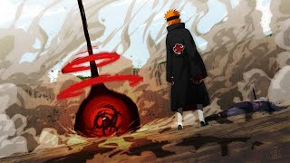 Naruto Vs Pain - // XXXTENTACION - King of The Dead AMV