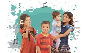 RHYTHM Iraq - Music Therapy For Refugee Children #GivingTuesday #DayWithoutMusic