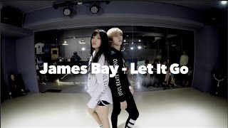Henry 亨利 Lyrical Choreography @ James Bay - Let It Go / Henry Choreography 20170323