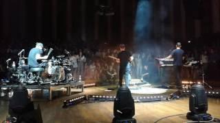 alt-J - Hit me like that snare (Live @ Funkhaus Berlin)