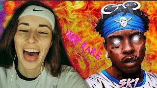BABYWIPE - Ski Mask The Slump God MUSIC VIDEO REACTION