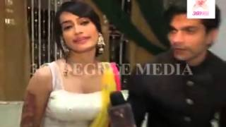 Surbi Jyoti & Karan Singh Grover Spl Live Seg 11Th June 2013