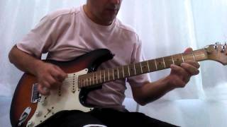 """Steve Morse """"Flat Baroque"""" cover by Ricardo Miguel"""
