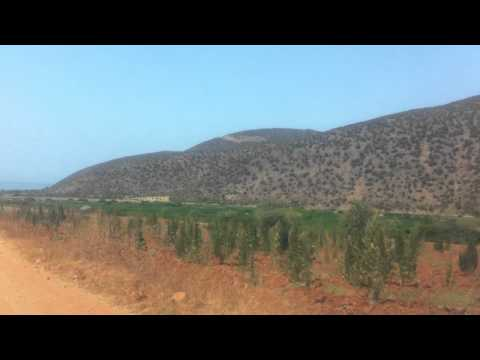 Roads from morocco S01E01 Rise against MESTASA BEACH in fishin' to the Cannabis TREES